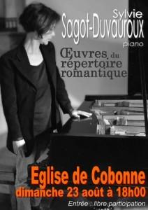 Concert Sylvie Sagot-Duvauroux